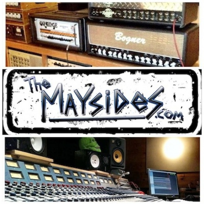 Metalworks-Studios-News_The-Maysides-Debut-Record-Coming-Soon